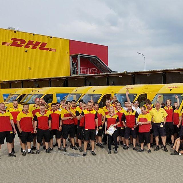 DHL express bude spolehlivým partnerem vašeho online podnikání
