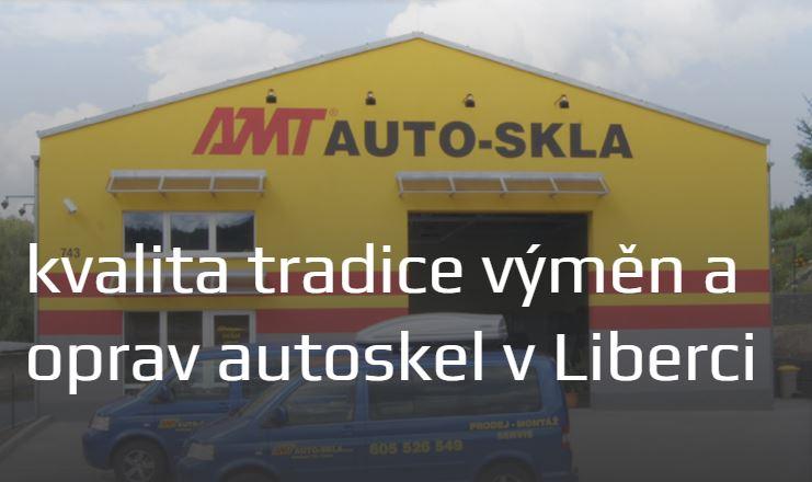Výroba, montáž, prodej autoskel, AMT AUTO-SKLA s.r.o.