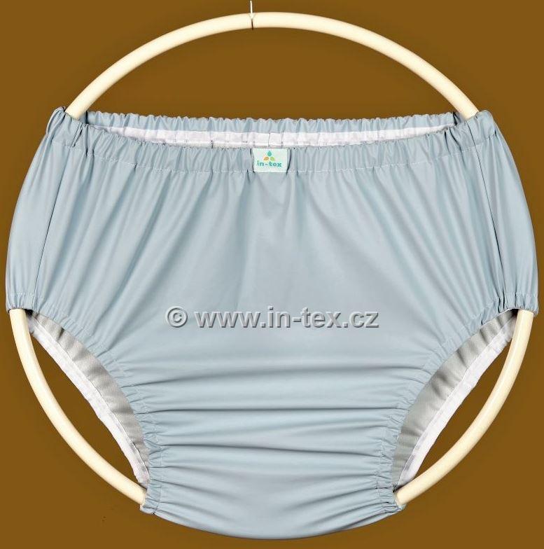 Nepropustné inkontinenční kalhotky IN-TEX vysoké