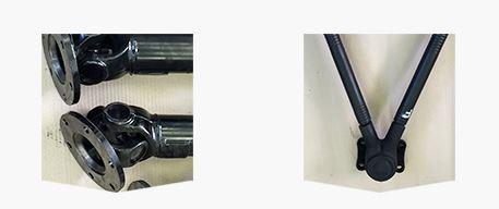 Servis a opravy spojovacích hřídelí a kloubů pro nákladní automobily
