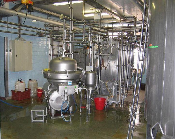 Technologie pro mlékárenský průmysl, Global Servis, spol. s r.o.