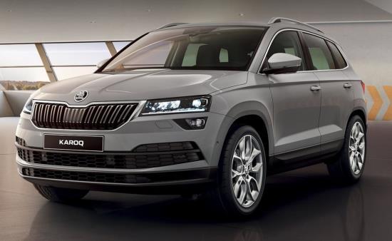 Nová Škoda KAROQ k dostání v Autosalonu Auto Toman