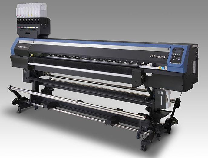 Textilní tiskárna Mimaki Tx300P-1800, ELECTRON, spol. s r.o.