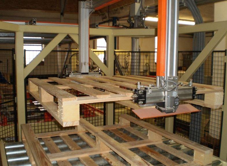 Dřevěné palety, Miroslav Šuster VPS