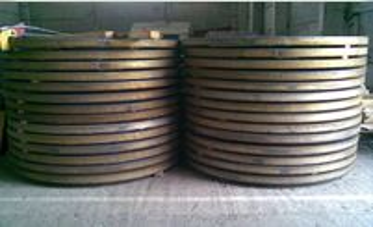 Plechy pro výrobu ocelových konstrukcí