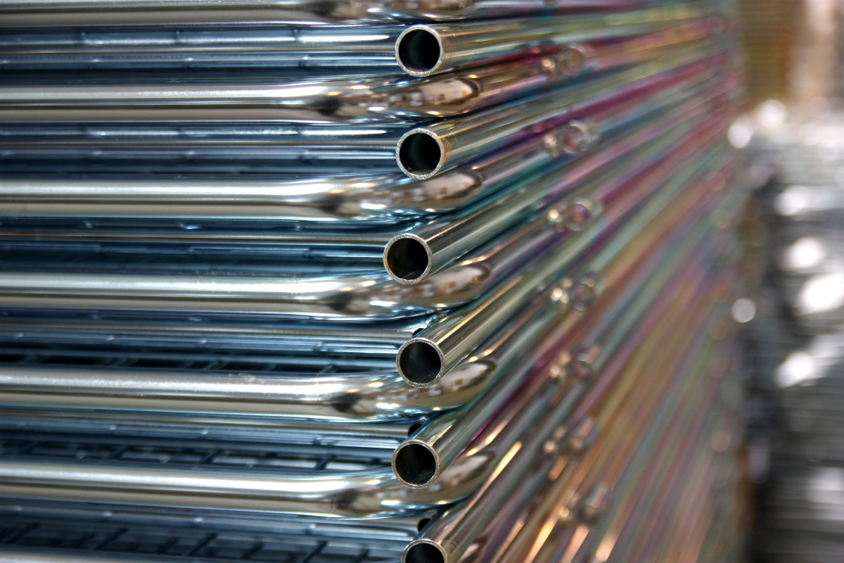 Ochrana kovů formou galvanického zinkování