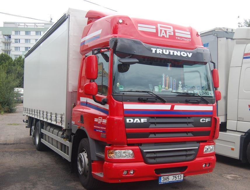 Mezinárodní silniční doprava, PAP TRUTNOV, s.r.o.