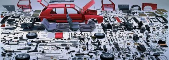 Prodej náhradních dílů od všech výrobců na nová, starší a dokonce i dosloužilá auta