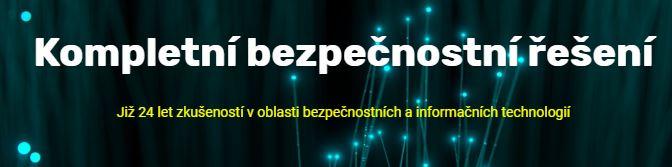 Komplexní elektrické zajištění objektů po celé ČR