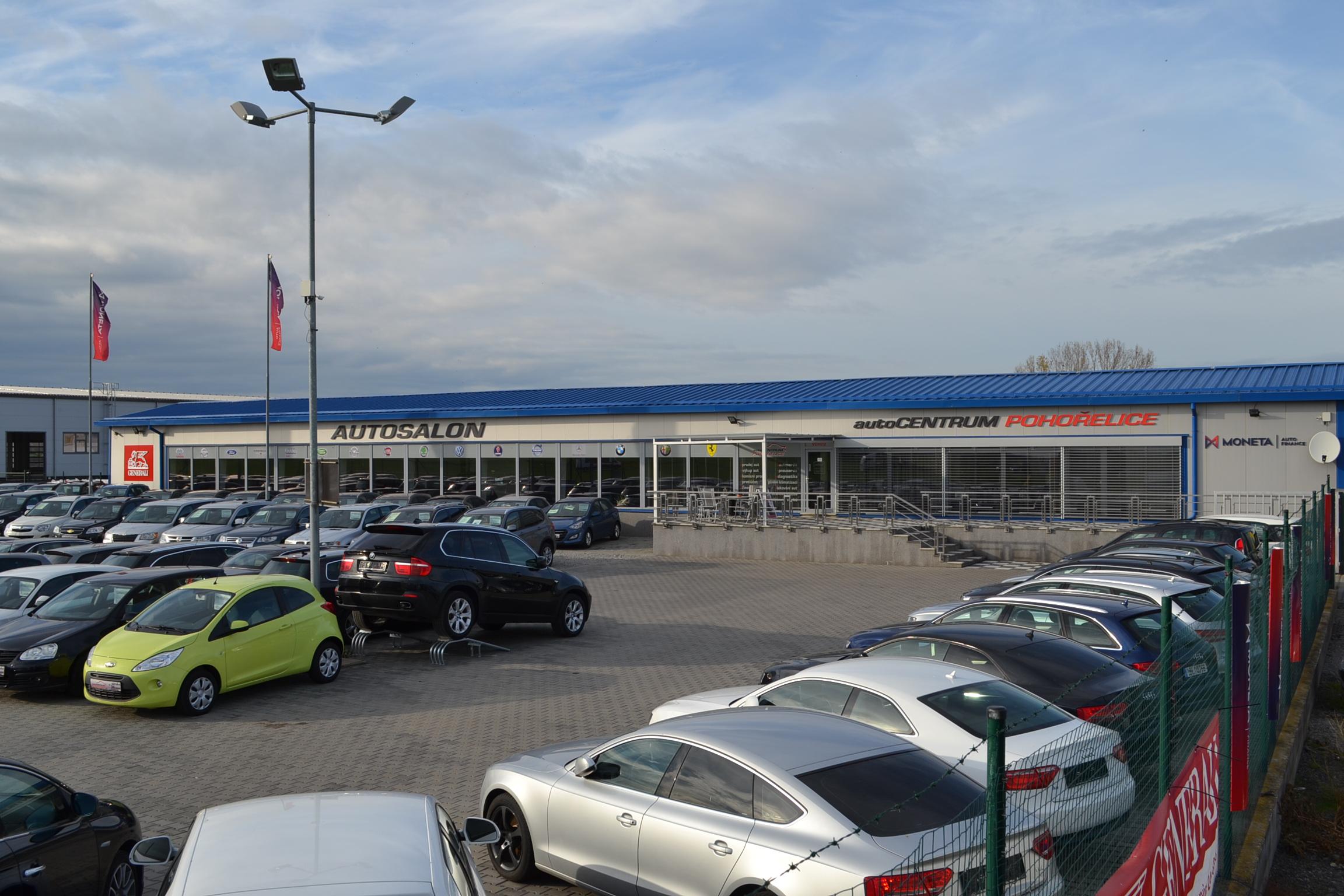 Autobazar, Autocentrum Pohořelice s.r.o.