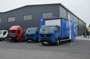 Prodej nových nákladních vozů AVIA