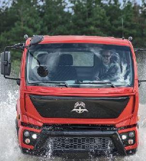 Autorizovaný dealer vozidel AVIA, Hagemann a.s.