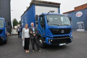Nákladní vozidla AVIA - výroba, montáže, Hagemann a.s.