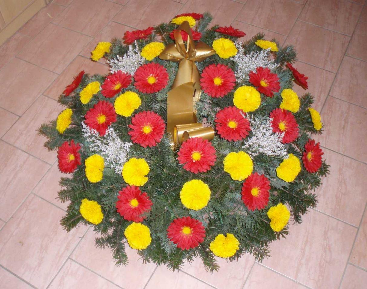 Pohřební služba Opava, smuteční věnce a kytice,MARIE - pohřební služba Opava s.r.o.