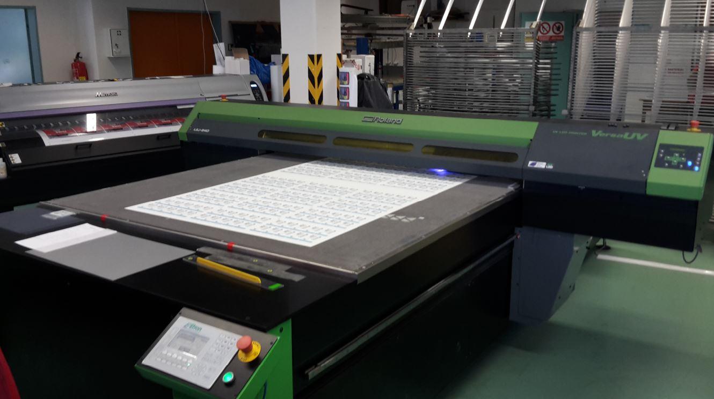 Tiskový stroj UJV 55-320 Mimaki