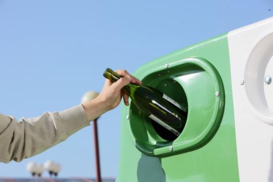 Efektivní a praktické třídění skleněného odpadu