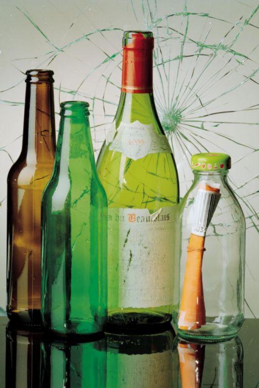 Třídění odpadu - sklo, EKO-KOM, a.s.