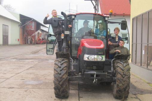 Vzdělání na Střední škole zemědělské a Vyšší odborné škole Chrudim