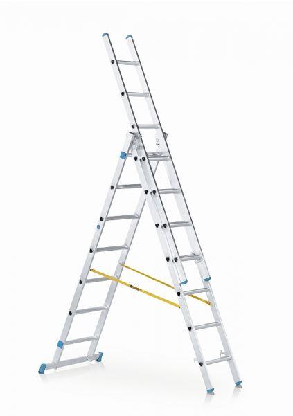 Profesionální hliníkové žebříky, schody a plošiny