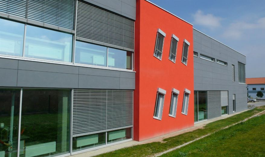 Exterior and interior blinds of ISOTRA
