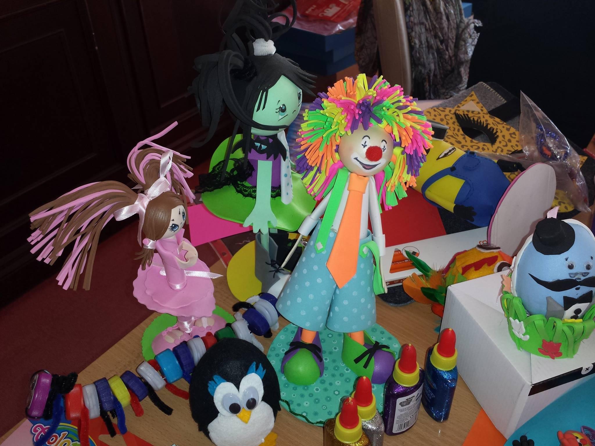 Kreativní sady pro tvoření dětí i dospělých