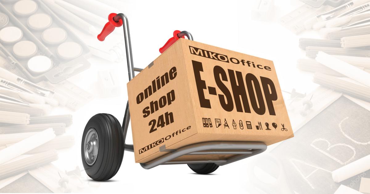 E-shop - kancelářské potřeby, MIKO Office s.r.o.
