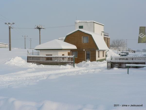 Rodinny dům z ekopanelu, Stavitelství Třebíč