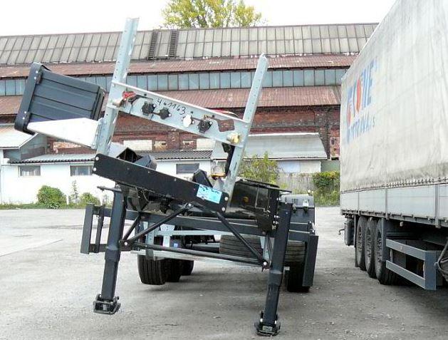 Opravy nákladních automobilů, CN SERVIS, spol. s r.o.