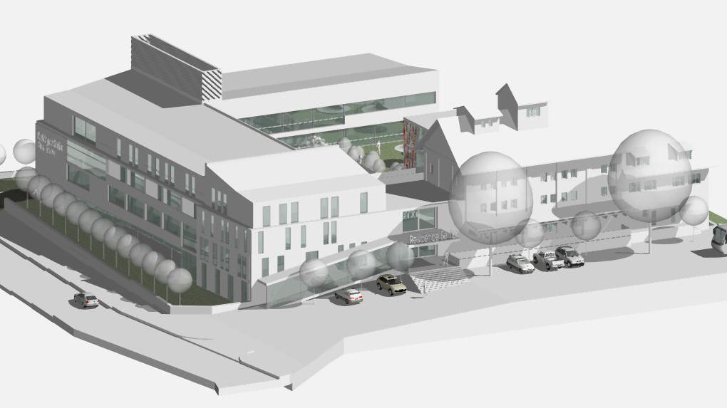 Architektonické návrhy, DIS projekt, s.r.o.