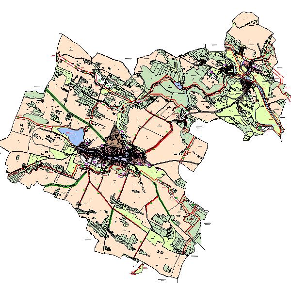 Územní plán Pyšel, DIS projekt, s.r.o.