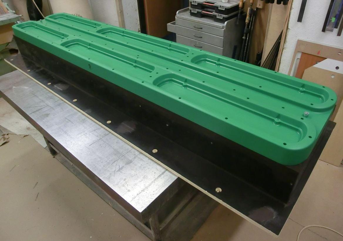 Ořezávací přípravky, Modelárna a truhlárna Klíma