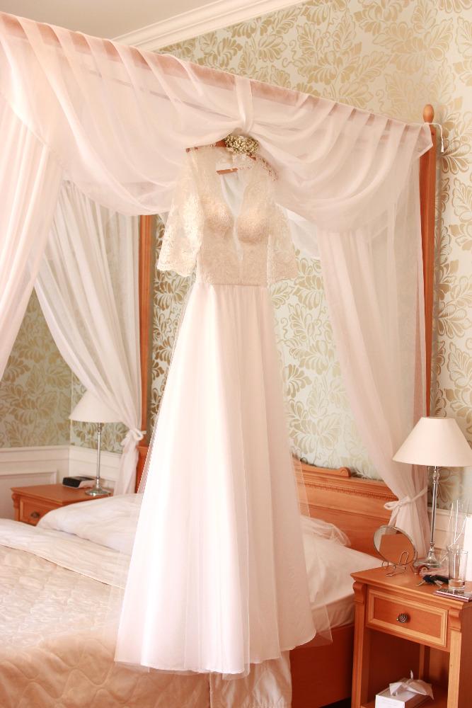 Svatba jako z pohádky na zámku, Zámecký hotel Lednice