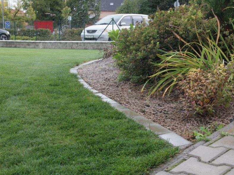 Realizace zahrad Mělník, AQUASTART, spol. s r.o. Zavlažování a travní koberce Mělník