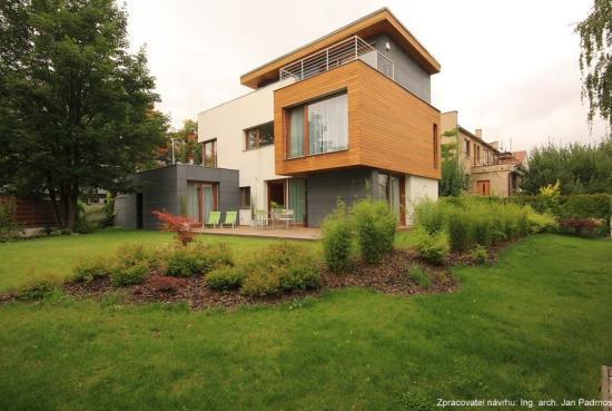 Designové nadstandardní rodinné domy na klíč