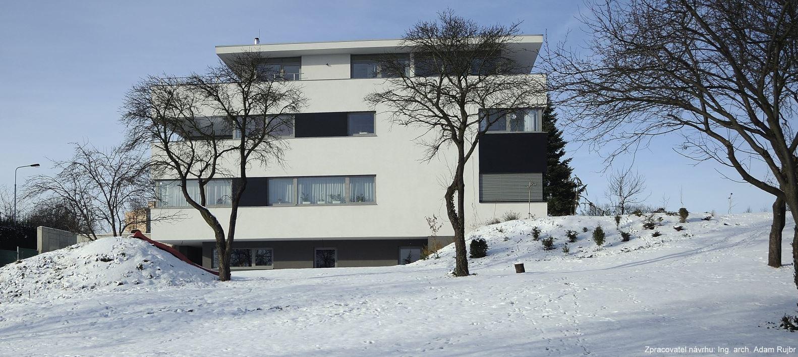 Luxusní rodinné domy Praha, SPING STAV spol. s.r.o.