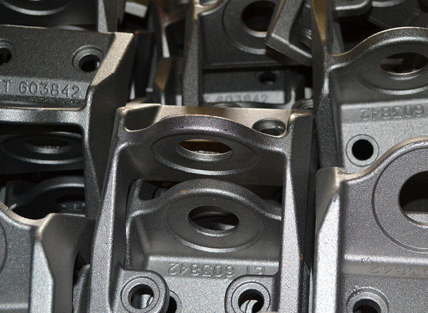 Odlitky z oceli, litiny, slitin hliníku a neželezných kovů Brno, USOB s.r.o.