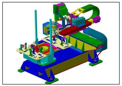 Vývoj, konstrukce a výroba technologických celků strojů a přípravků