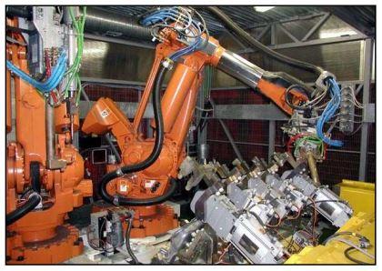 Robotizovaná pracoviště - kompletní dodávky, KOPR spol. s r.o.