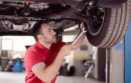Autoservis a pneuservis