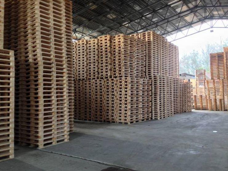 Výroba dřevěných palet, Pila Benda s.r.o.