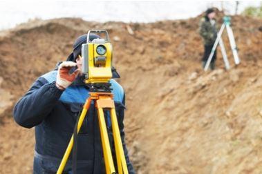 Kompletní geodetické služby s použitím moderních přístrojů