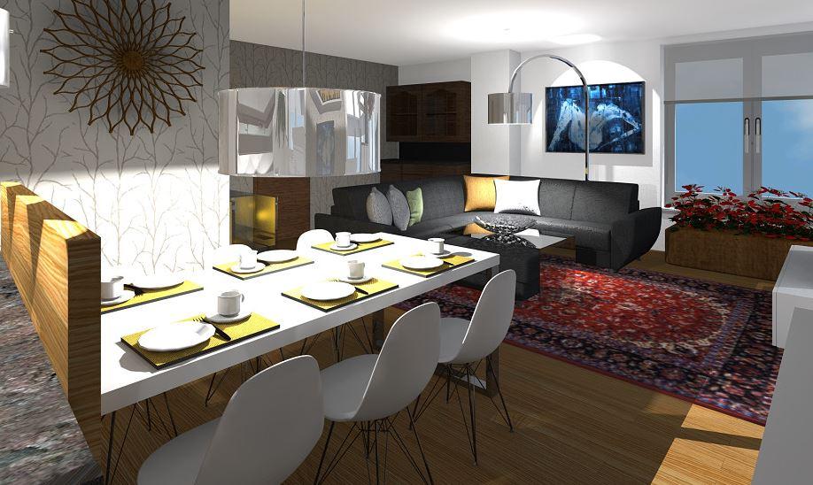 Projekty rodinných domů včetně interiérů, Projekční atelier ZUZI s.r.o.