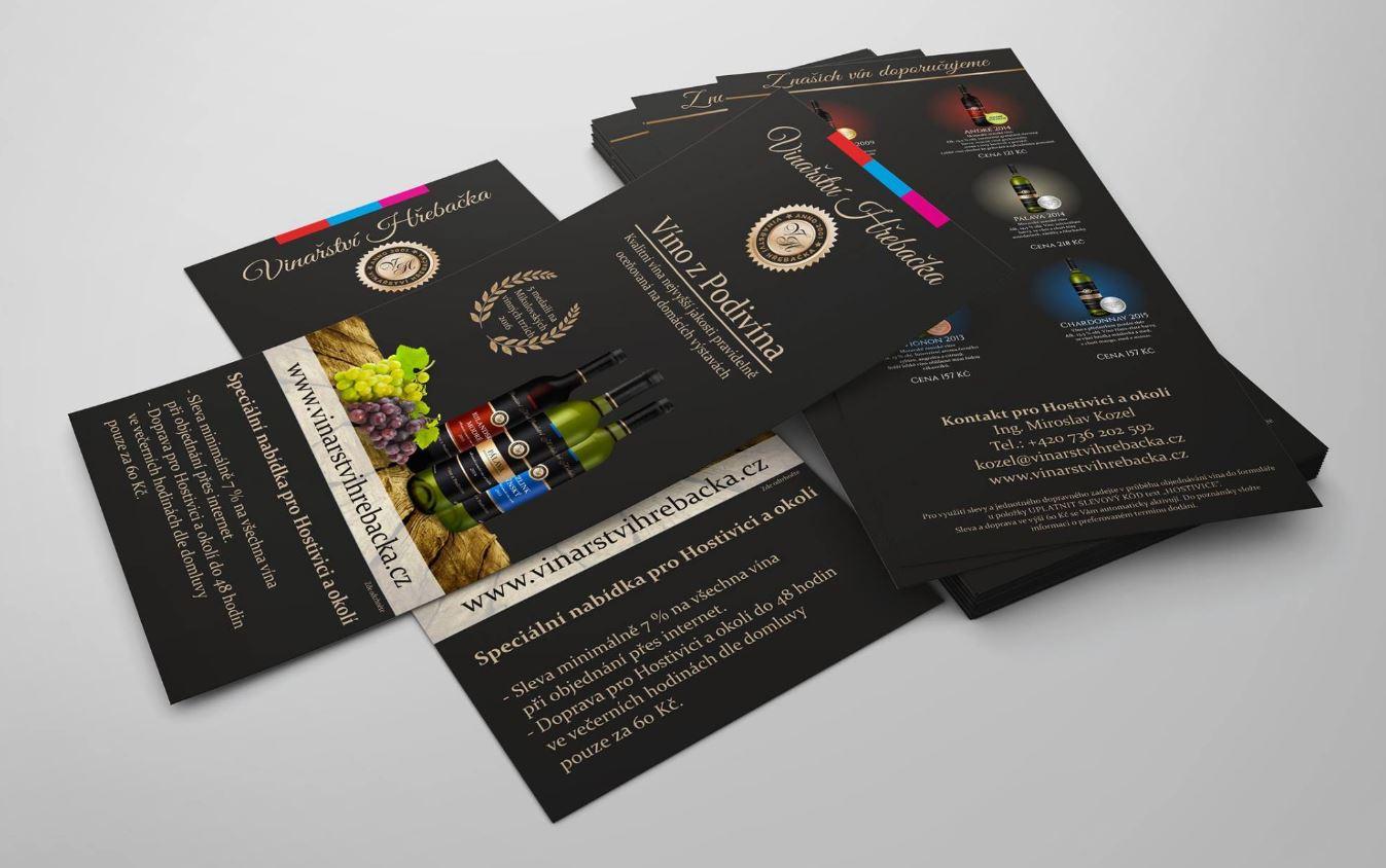 Corporate design – návrhy logotypů a firemních tiskovin