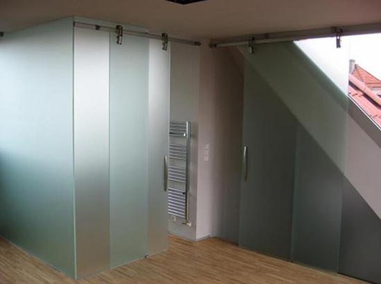 prosklené stěny a dveře, ACERA SKLO s.r.o.