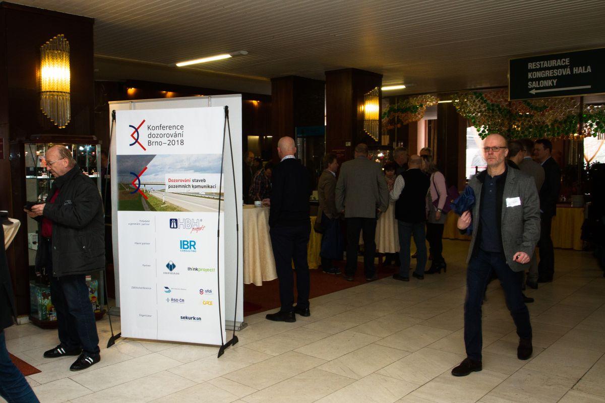 Konference dozorování 2018 - nejen pro investory a projektanty staveb