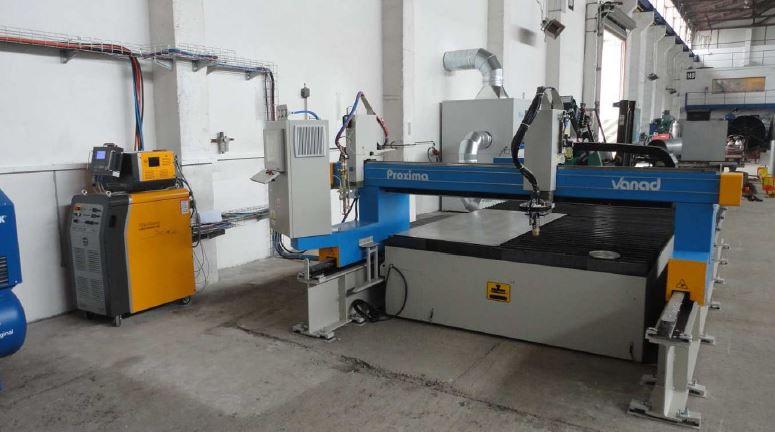 CNC tvarové pálení, TOMAS s.r.o.