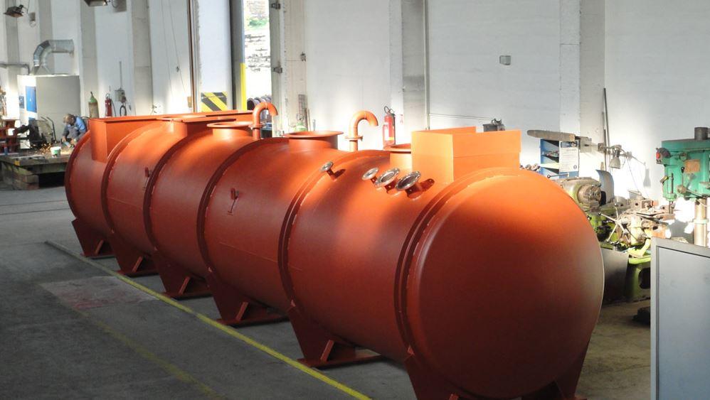 Technologické zařízení pro chemický průmysl, TOMAS s.r.o.
