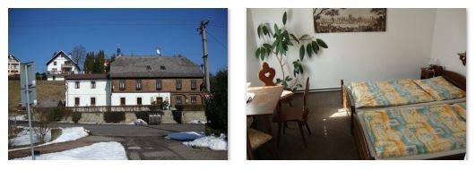 Rodinný penzion s restaurací v okolí Českého Švýcarska