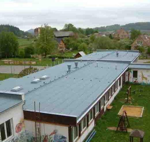 Renovace plochých střech, STŘECHY Reiner, s.r.o.