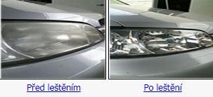 Oprava světlometů, Autoskla Kudrna-Car